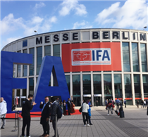 Head sun Co.,LTD attended Sept. 8th - Sept. 11th, 2019  Gernman IFA Exhibition