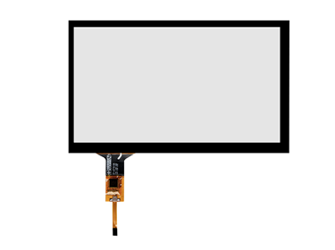 Industrial capacitive screen 7 inch capacitive touch screen 165*99 touch screen GT911 chip 6P ribbon cable touch pad